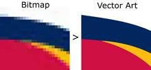 Diferencias entre imagenes y gráficos vectoriales