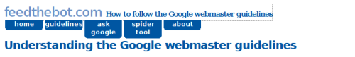 Conoce como ve tú página Google