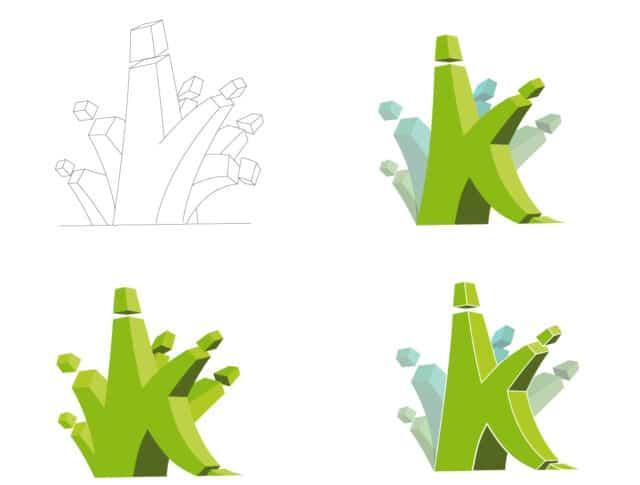 Vectorización logotipo Closemarketing