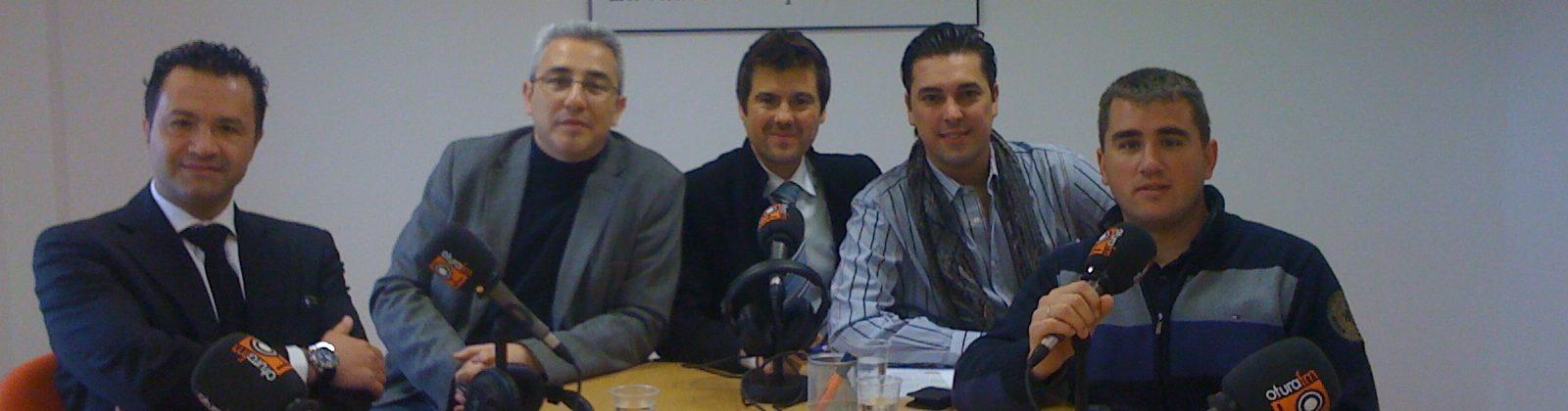 Emprendedores Digitales Radio Programa 2 Redes Sociales