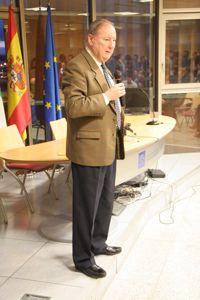 Rodolfo Carpintier en Iniciador Granada