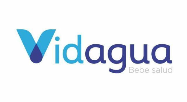 Logotipo Vidagua para diseño