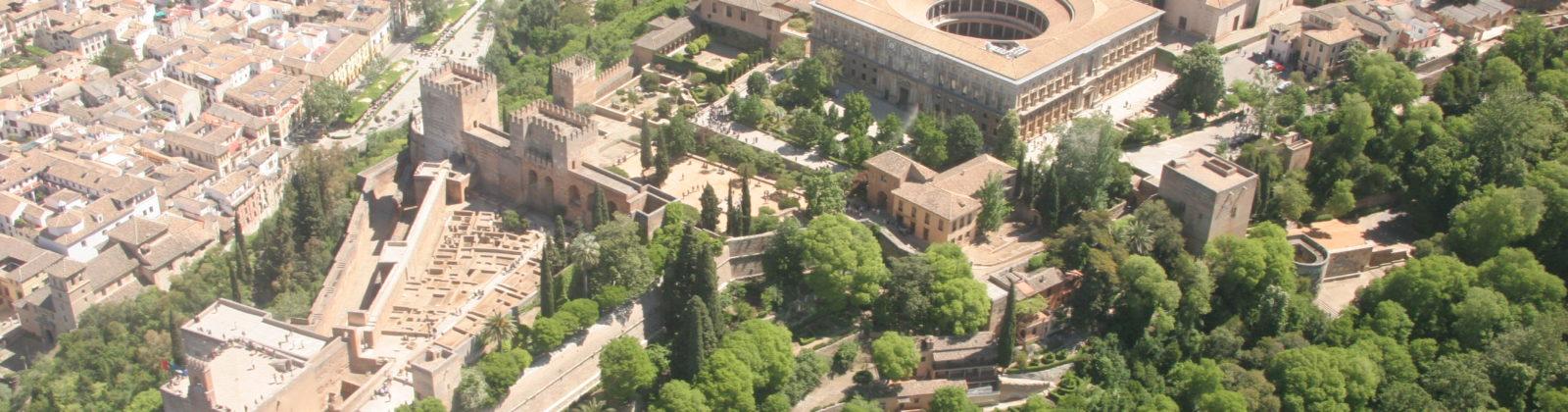 La Alhambra en Granada - Ciudad de Vacaciones