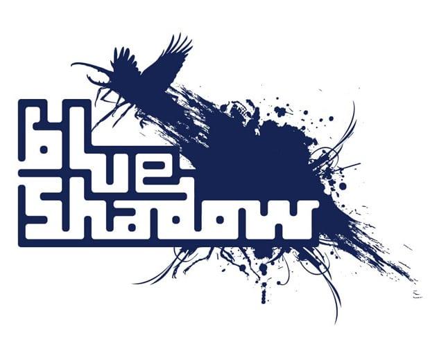 Logotipo Final Blue Shadow