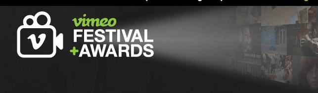 Vimeo Festival Adwards