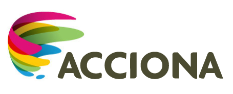 Logotipo de Acciona