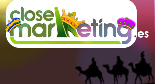 Felicitación de Closemarketing para Reyes Magos