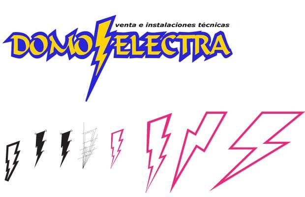 Rediseño o Restyling Logotipo Domoelectra