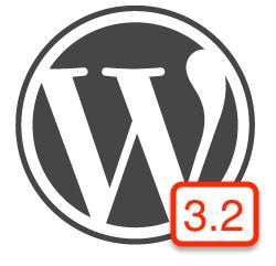 Actualización Wordpress 3.2