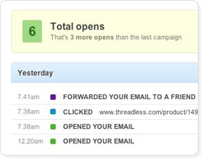 Análisis de tu campaña Clave