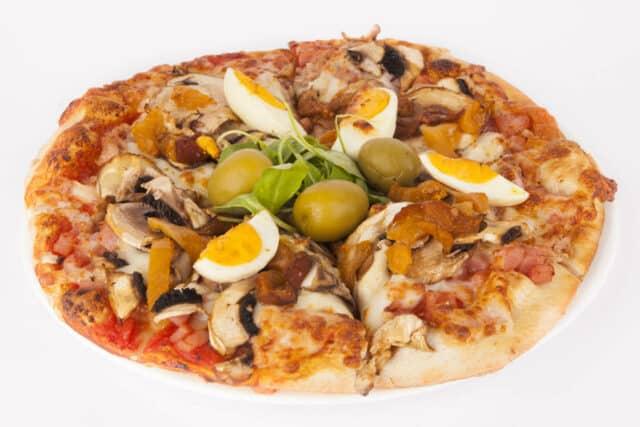 Reportaje de fotografía de productos Pizza atracon 2