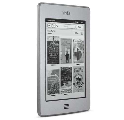 Kindle Touch en Amazon España - Lector e-Reader por excelencia