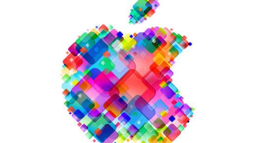 Nuevo diseño Logotipo Apple