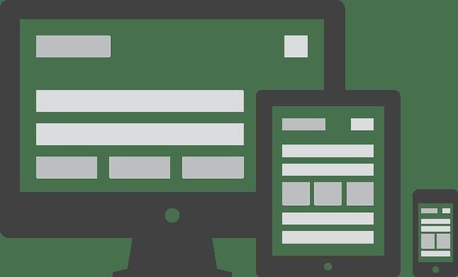 Nuestras Web están hechas con Responsive web design