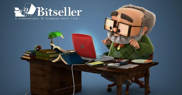 Estreno Película Cortometraje Bitseller Animación Gráfica