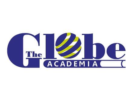Diseño Logotipo Academia The Globe