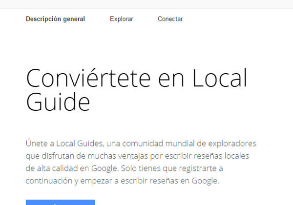 local guides de google