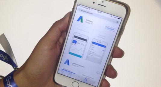 Nueva app de Google AdWords para móviles