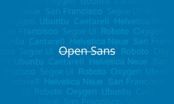 Tipografías nativas del ordenador