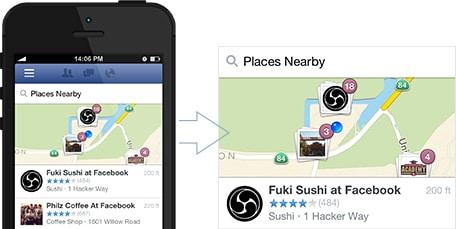 Ayuda a la gente a encontrar tu negocio en Facebook
