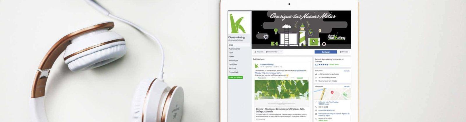 Perfil o Página de Facebook, qué elijo para mi empresa