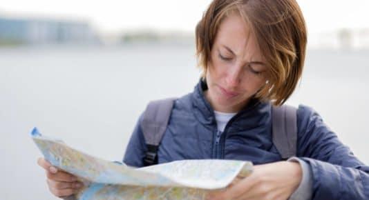 Orientarse en una ciudad utilizando Google Maps