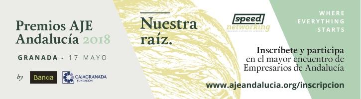 Diseño Gráfico Publicidad Granada Hoy Premios AJE Andalucía 2018