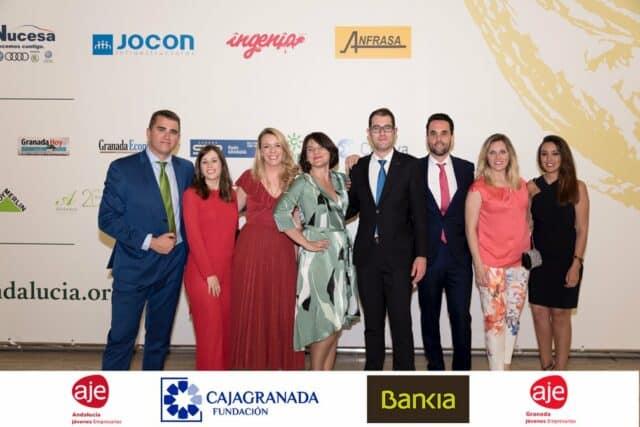 Nueva Junta Directiva AJE Granada