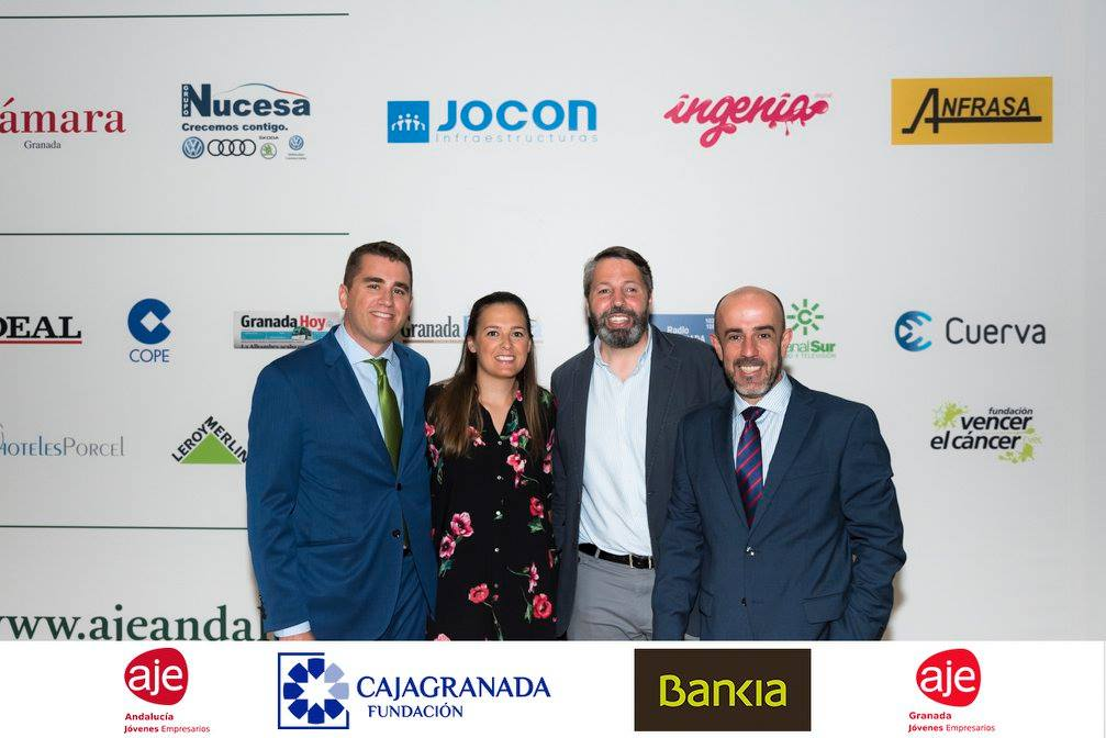 Premios AJE Andalucia 2018 Participación Closemarketing