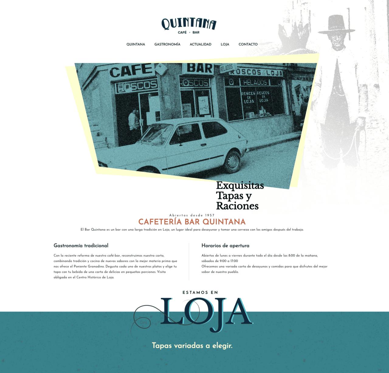 Cafetería Bar Quintana El Bar De Loja De Toda La Vida Donde Reunirte