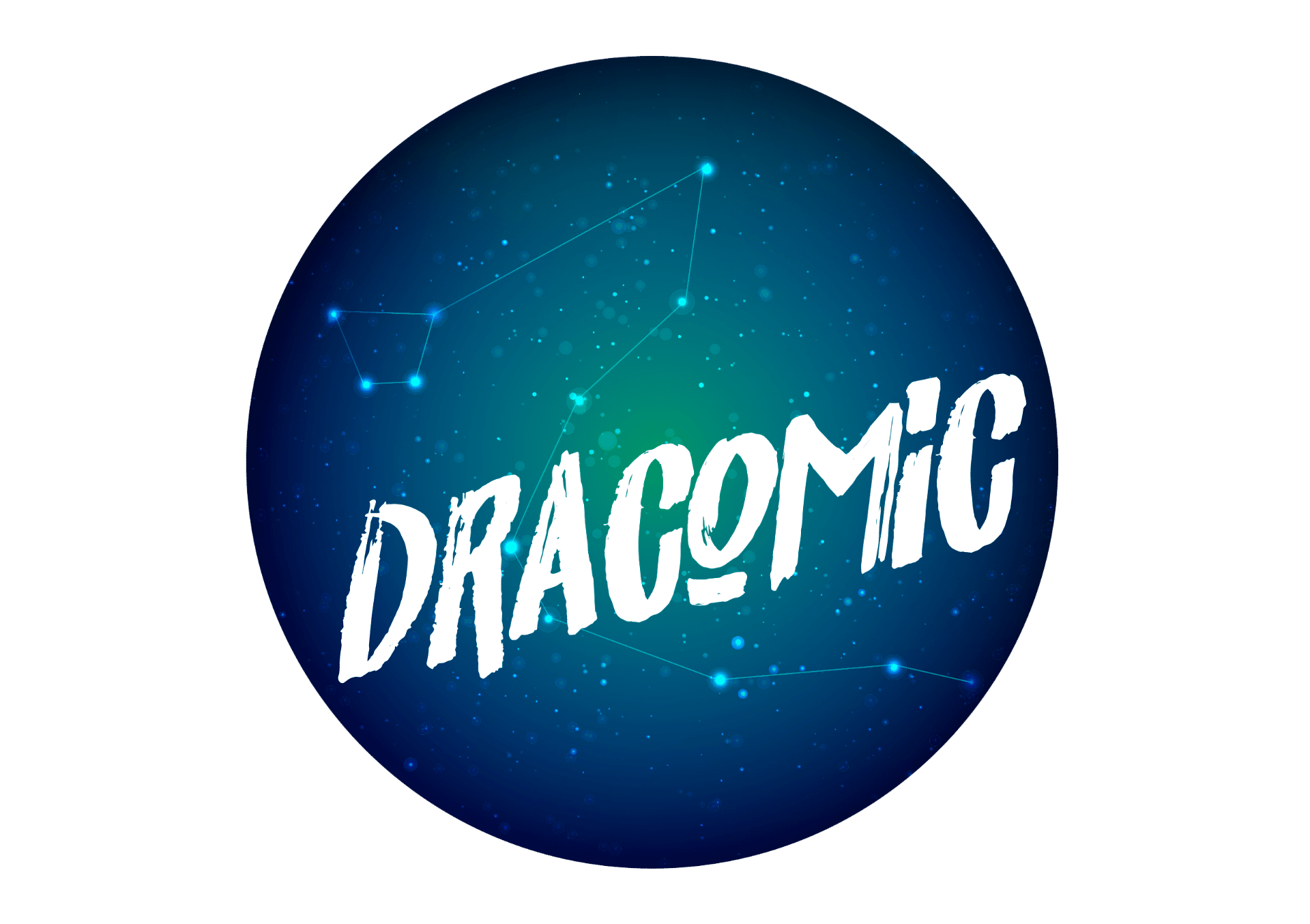 Diseño Identidad Corporativa: Dracomic Tienda Online - Diseño Gráfico