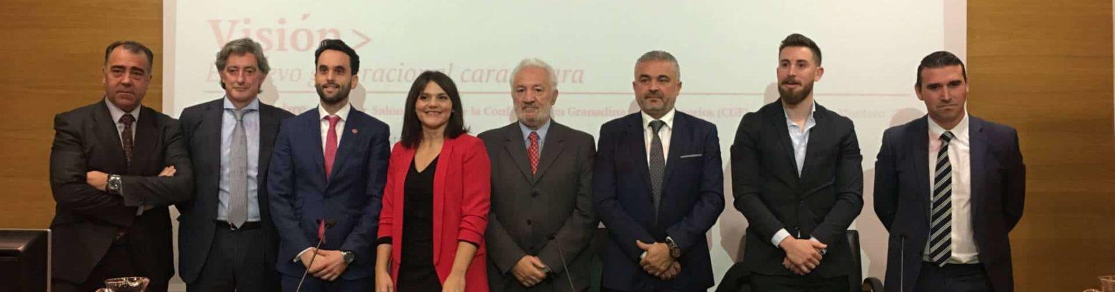 I Foro Empresa Familiar AJE Granada CajaSur