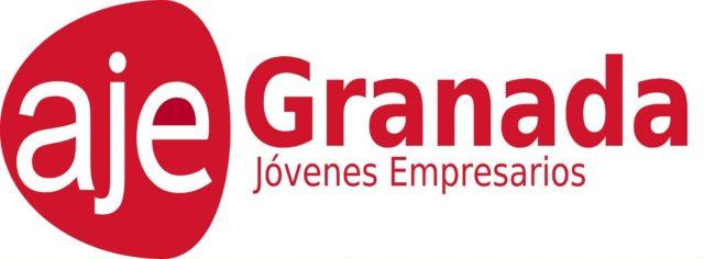 Logo AJE Asociación Jóvenes Empresarios Granada