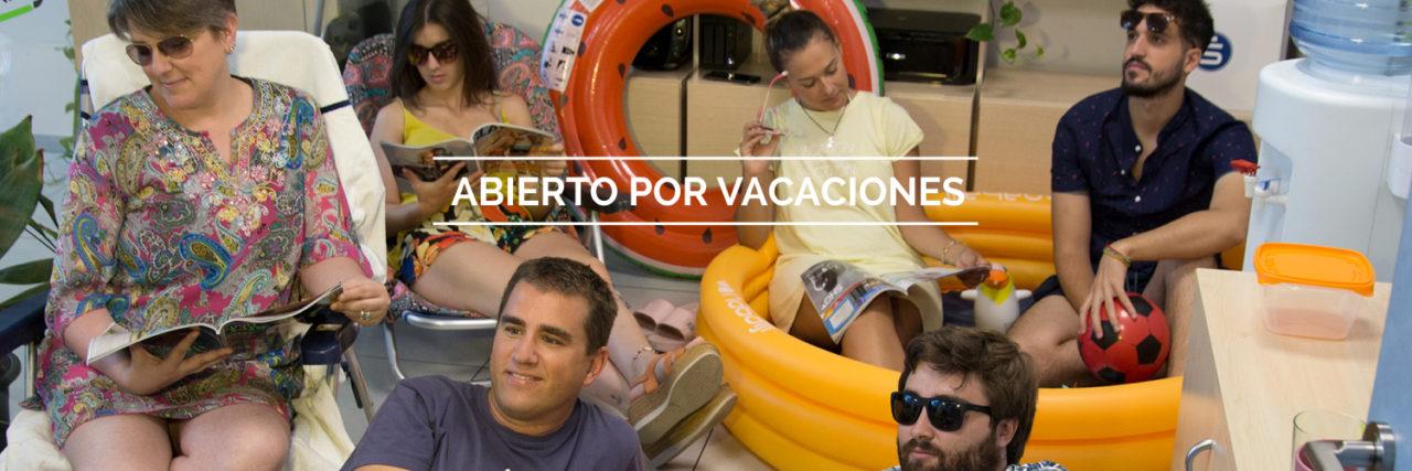 Abierto por Vacaciones Agencia de Marketing