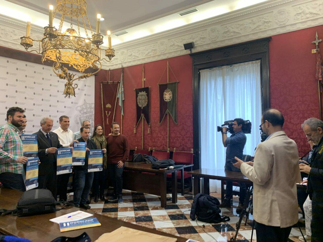 Medios Prensa Ayuntamiento Granada