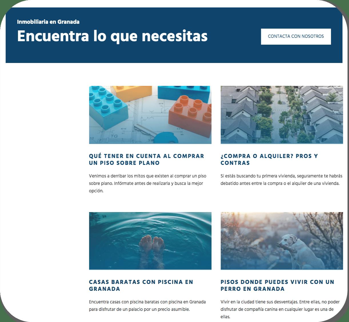 Blog Dacisa