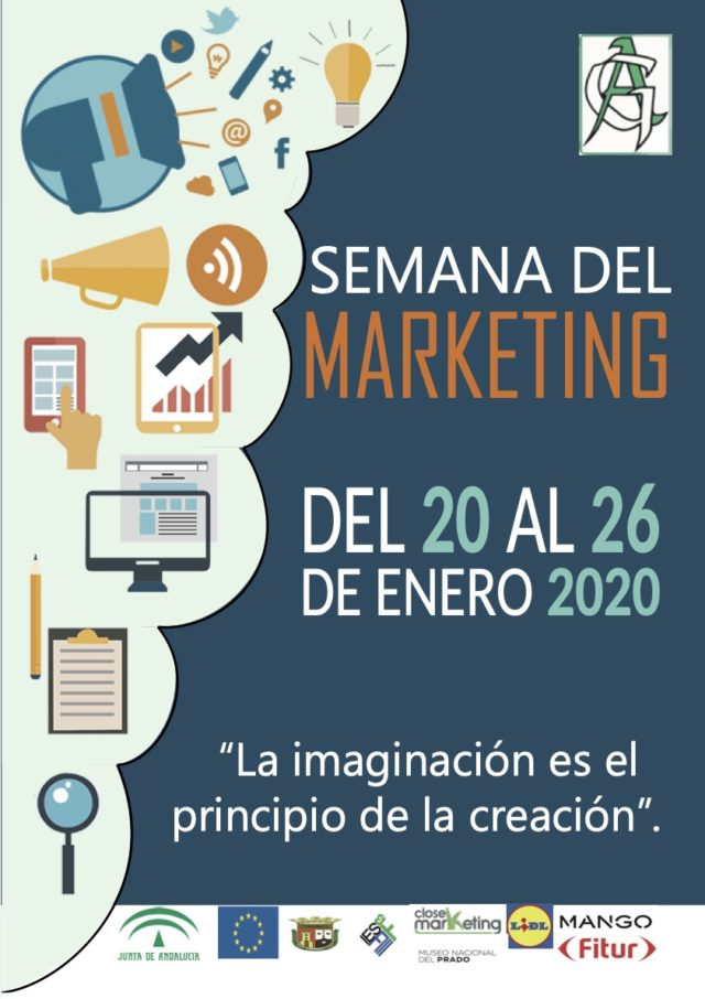 Cartel Semana Marketing Iesganivet