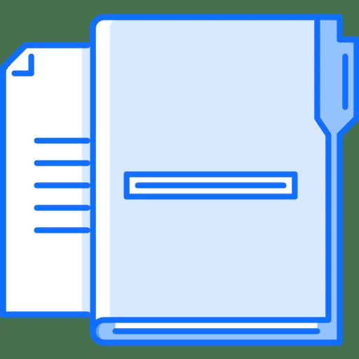7 Document Folder Data Business Job Work Office 2