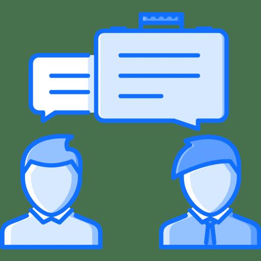 8 Talk Conversation Partner Business Job Work Office 1