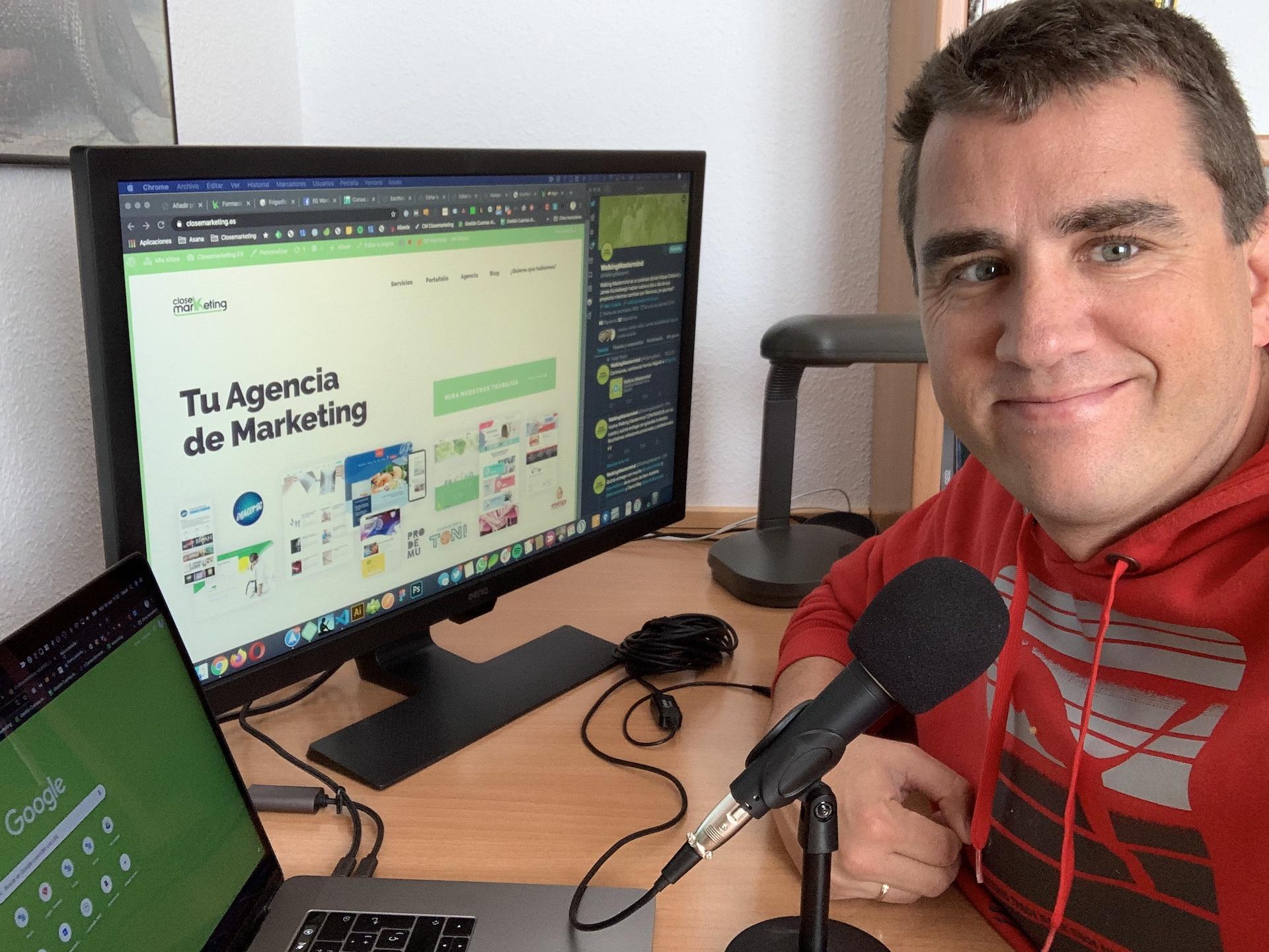 Diario del Teletrabajador: Día 7, ¡Desarrollo, Formación y Podcasts a tope!