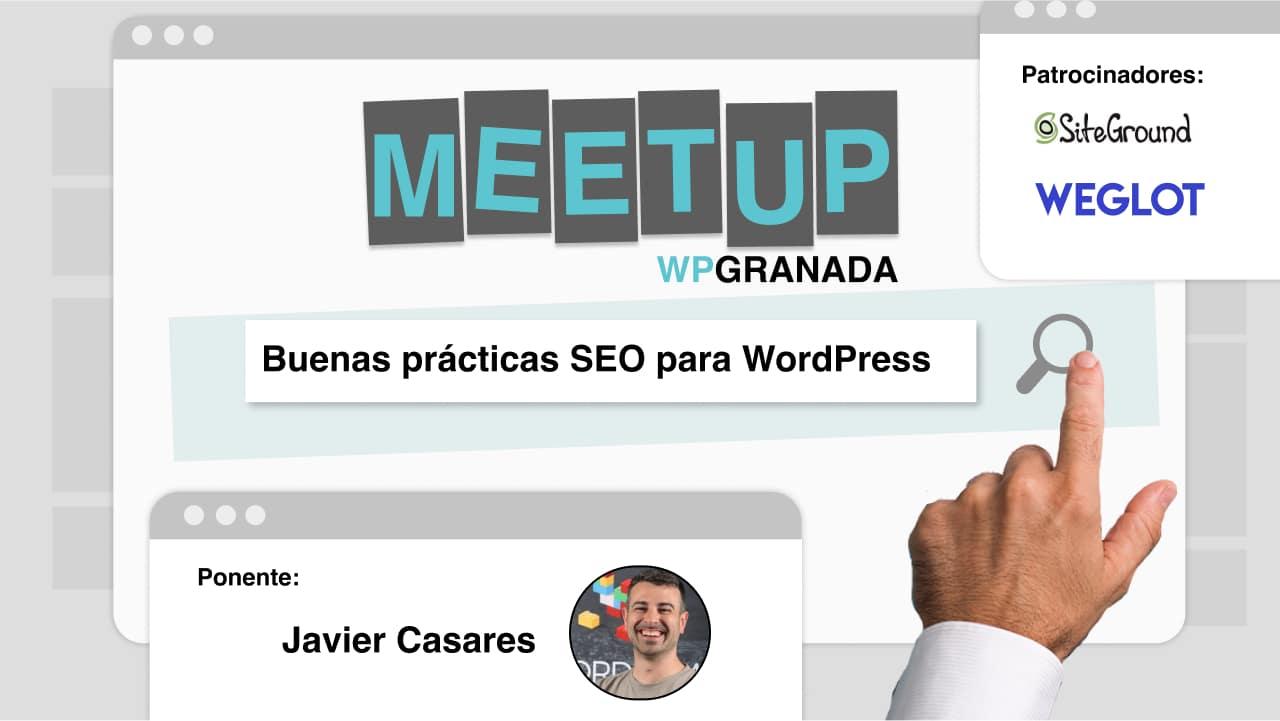 Meetup Imagen Youtube Javier Casares