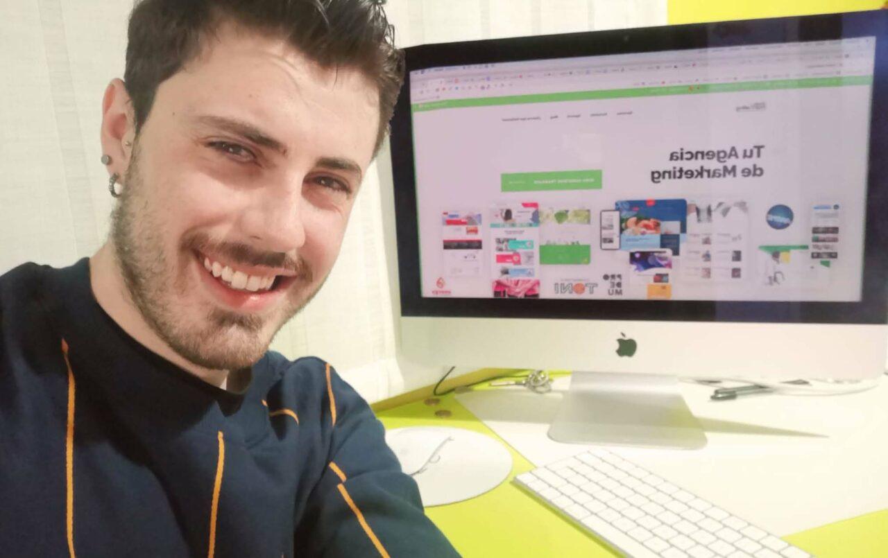 Miguel Trabajando