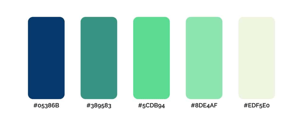 Colores Frescos 1
