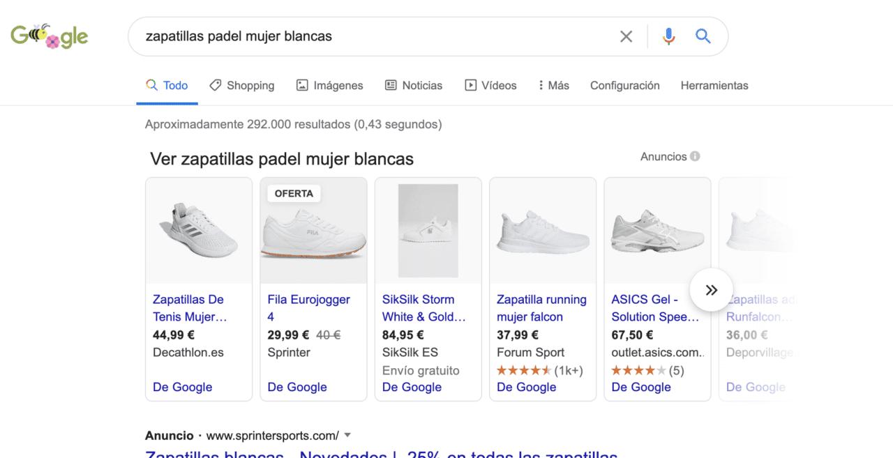 Google Shopping Gratis Para Negocios Online