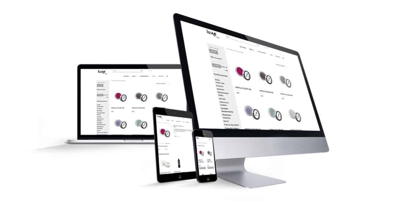 Tienda Online Luxe Nails