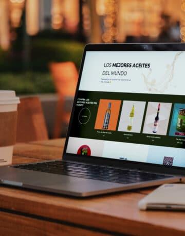 Diseño Tienda Online Medina Garnata