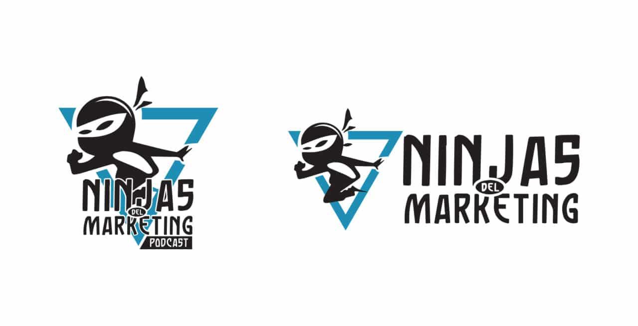 Creación De Marca Diseño Ninjas